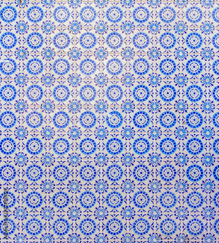 mosaic tiling in portugal - 229981029