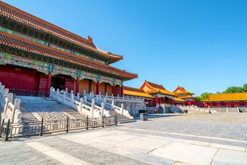 Beijing Imperial Palace, China © gui yong nian