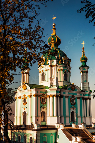 St Andrew's Church, Kiev, Ukraine 2018 - 230063485