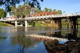 Bridge Over the Murray River