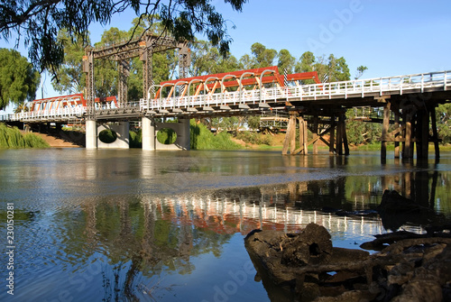 Bridge Over the Murray River - 230150281