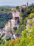 Village de Rocamadour, Lot, Occitanie, France  - 230185453