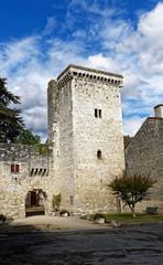 Tour château d'Eymet
