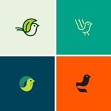 bird cartoon logo