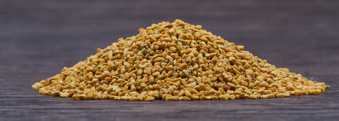 Fenugreek Seeds (Methi Dana) © deepika
