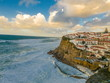 Vista da Aldeia das Azenhas do Mar em Sintra