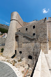 Revelin Fort in Dubrovnik, Croatia, completed in 1549 and survived the 1667 earthquake intact. - 230337639