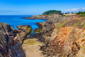 Bretagne, Frankreich