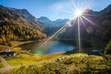 Die letzten Sonnenstrahlen übern Duisitzkarsee - 230378611