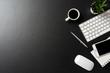 Leinwanddruck Bild - Business accessories. Close up