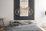 Modern bedroom interior - 230437270