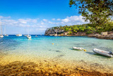 panoramic view at the coastline of mallorca - 230442039