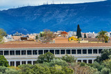 Ancient Agora Stoa of Attalos Market Place Athens Greece - 230469219