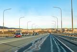 Murmansk bridge