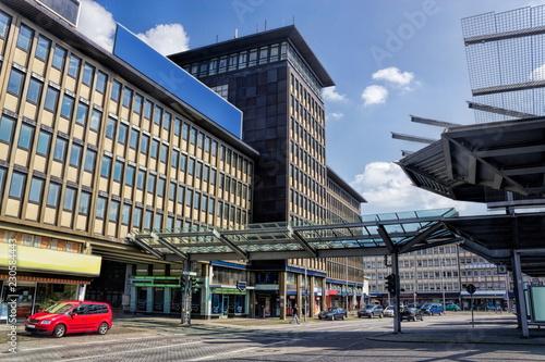 Leinwanddruck Bild Mönchengladbach