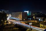 Novi Pazar at night 1
