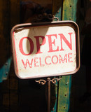 Sign outside a restaurant - 230628046