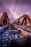 voie ferrée palau del vidre