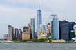 Manhattan Downtown Panorama, New York City