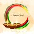 Abstract beautiful Happy Diwali festival vector background