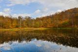 Colorful autumn with lake. Autumn Landscape,Armenia. - 230714060