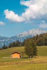 Beautiful view near Berchtesgaden - Bavaria - Germany