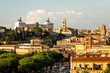 Cityscape of Rome and the