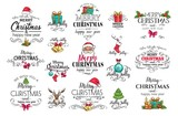 Christmas decoration labels - 230786004