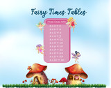 Times tables with fairy - 230794049