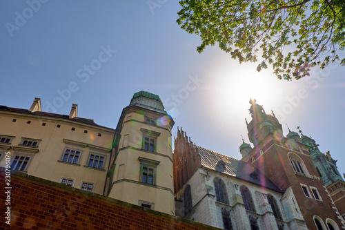 fototapeta na ścianę Wawel Castle in Krakow