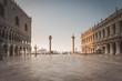 Lumière du matin à Venise