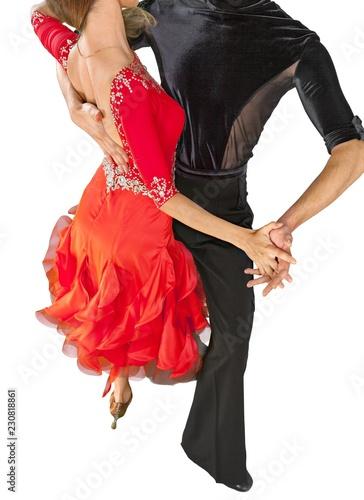 Couple Dancing Tango - 230818861