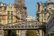 Paris. The Eiffel Tower.