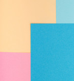 Multicolor background from a cardboard of different colors - 230884409