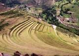 Andenes del Valle Sagrado, Cusco - Perú - 230892633