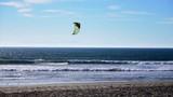 Man Kite Surfing in Ventura,CA - 230902870