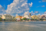 Pristine view of Hamilton, the capital of Bermuda - 230908651