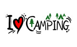 Camping love message - 230930076