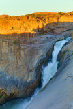 Augrabies falls in the Orange river in South Africa