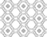 Seamless vector black and wwhite dotted ornament. Modern background. Geometric modern pattern - 231015898