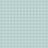 Geometric vector grid. Seamless light blue and white abstract pattern. Modern background - 231020268