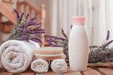 Body care products. Spa treatments