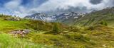 Simplon Pass Gipfel Schweiz / Italien