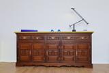 meuble bahut vaisseller en bois ancien  - 231071270