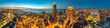 360 Degree Panoramic View of Ceveland Ohio from the Terminal Tower