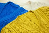 手編みのセーター - 231126692