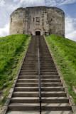 York castle, England - 231141486