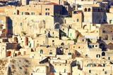 Matera, Italy, one of the oldest continuously inhabited cities in the world - 231147247
