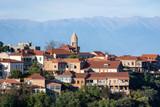 Ville de Sighnaghi, Kakhétie, Géorgie - 231157426