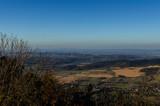 Fototapeta  - panorama Beskidu Niskiego  © wedrownik52